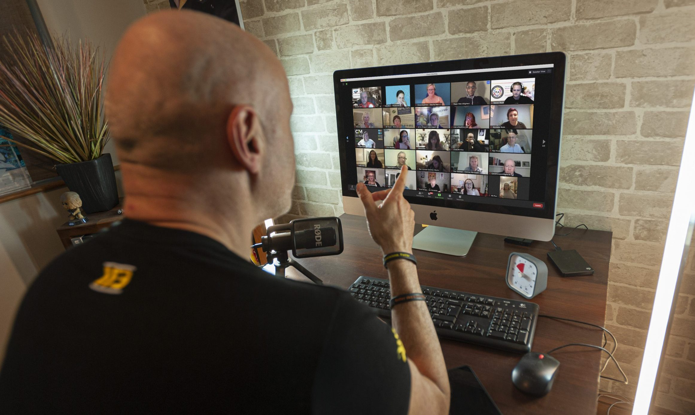 1Networking Online Zoom Meeting